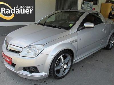 gebraucht Opel Tigra TwinTop 1,4 16V Design Edition Cabrio / Roadster,