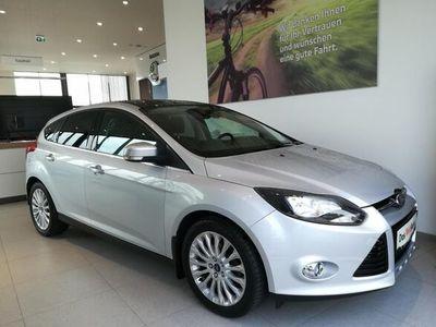 gebraucht Ford Focus Titanium 1,6Ti-VCT