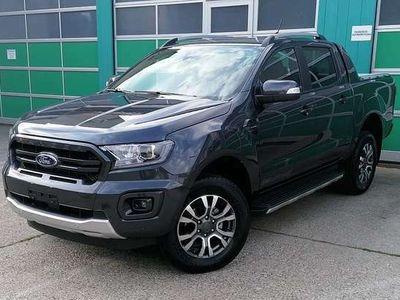 gebraucht Ford Ranger Wildtrak DK