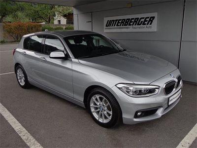 used BMW 118 1er-Reihe i Advantage Aut. Limousine,