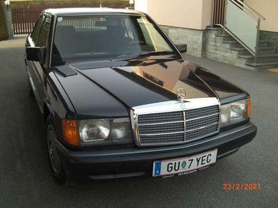gebraucht Mercedes 190 W 201 Limousine