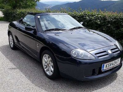 gebraucht MG TF TF115 - TOPZUSTAND!!! Cabrio / Roadster