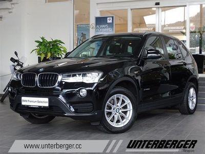 gebraucht BMW X3 xDrive20d / Navigation / Xenon / Automatik