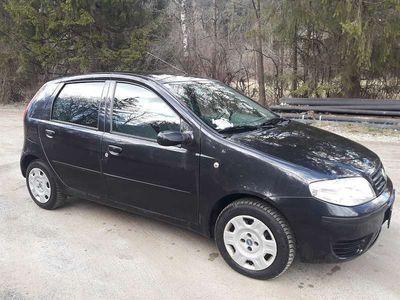 gebraucht Fiat Punto Limousine,