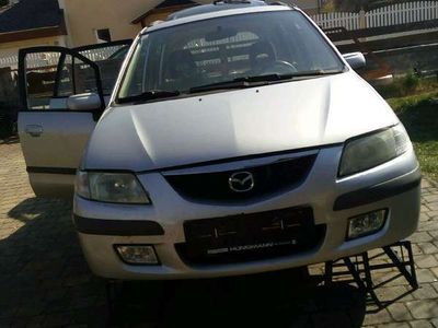 gebraucht Mazda Premacy 2.0 diTd Kombi / Family Van