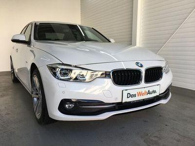 gebraucht BMW 320 d xDrive Sport Line Aut.