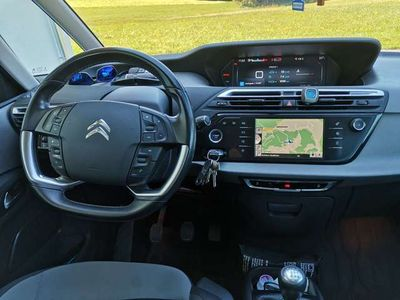 gebraucht Citroën C4 Picasso 1,6 Blue HDI 120 Intensive Kombi / Family Van