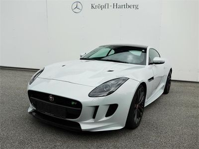 gebraucht Jaguar F-Type Coupe 5,0 V8 R AWD