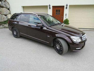 gebraucht Mercedes C250 T Avantgarde BlueEfficiency 4MATIC CDI Aut.