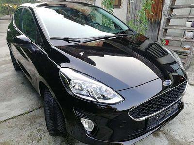 gebraucht Ford Fiesta Trend 1,5 TDCI Limousine