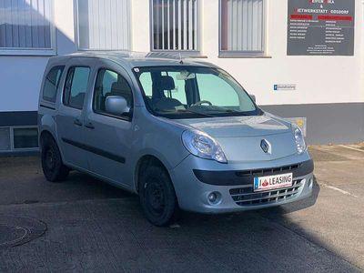 gebraucht Renault Kangoo Privilège 1,5 dCi NEU PICKERL Kombi / Family Van