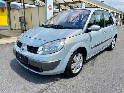 gebraucht Renault Scénic Dynamique Komfort 1,9 dCi Kombi / Family Van