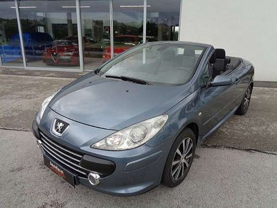 gebraucht Peugeot 307 CC Active 1,6 16V
