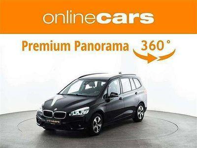 gebraucht BMW 216 2er-Reihe d GT Advantage Aut. LED AHK NAVI TEMP SHZ ME... Kombi / Family Van