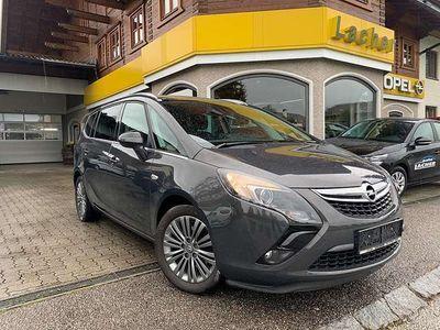 gebraucht Opel Zafira Tourer 1,4 Turbo ecoflex Edition*7Sitze*