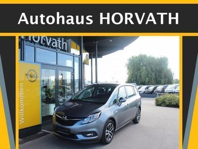 gebraucht Opel Zafira 1,6 Turbo Dir. Inj. Edition Start/Stop