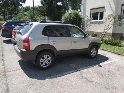 gebraucht Hyundai Tucson 2 CVVT 2WD SUV / Geländewagen,