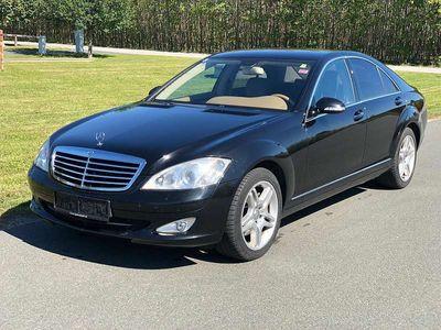 gebraucht Mercedes S320 S-KlasseCDI Aut. Limousine,