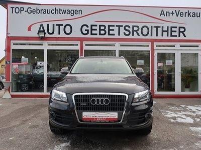 brugt Audi Q5 2,0 TDI quattro DPF Navigation,Telefonvorbereitun