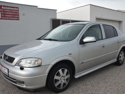 gebraucht Opel Astra CDTI Ds. *Klimaautomatik* Xenon*