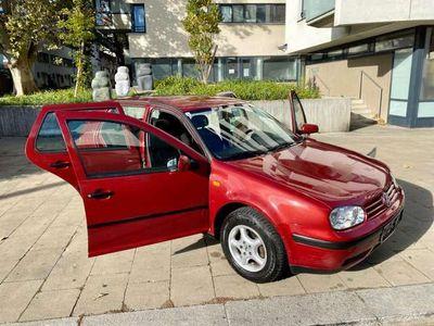 gebraucht VW Golf Garagengepflegt_Servicegepflegt_Pickerl 04/2022