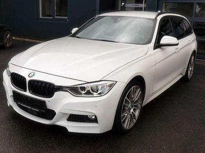 gebraucht BMW 320 320 3er xD Kombi F31 *M-Paket* Aut. *NaviProf*TOP!
