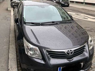 brugt Toyota Avensis 2,2 D-4D 150 D-CAT Premium Aut.