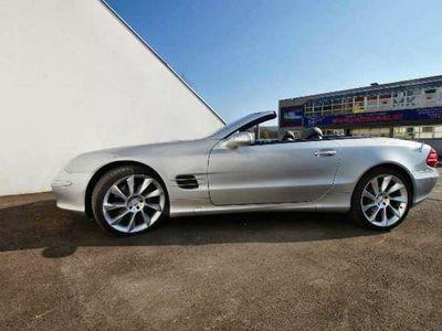 gebraucht Mercedes SL500 SL 500 SL-Klasse SL-KlasseRoadster