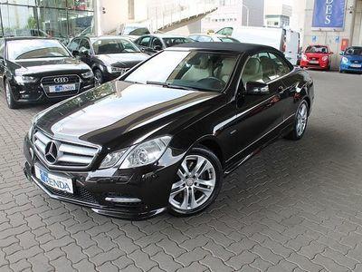 brugt Mercedes E220 BlueEfficiency CDI Aut. AMG