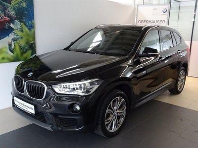 gebraucht BMW X1 xDrive18d Advantage Aut. SUV / Geländewagen