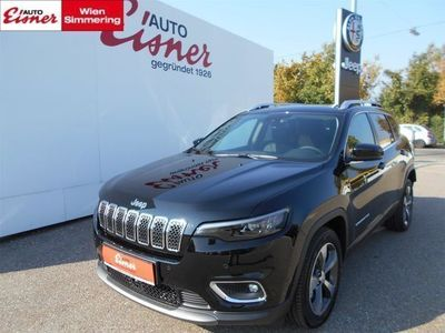 gebraucht Jeep Cherokee 2,2 D Limited AWD 9AT MY19 Sport Utility Vehicle