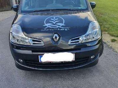 gebraucht Renault Grand Modus Dynamique 1,5 dCi DPF