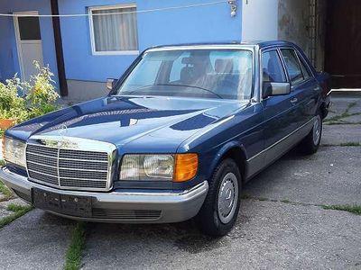 gebraucht Mercedes S280 SE W126 Limousine