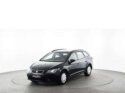 gebraucht Seat Leon ST Business 1,6 TDI CR Start-Stopp Kombi / Family Van,