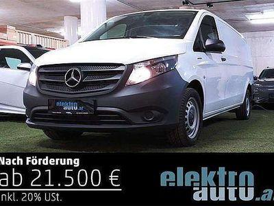 gebraucht Mercedes Vito Elektro Kastenwagen L2 | Endpreis 21.500 EUR