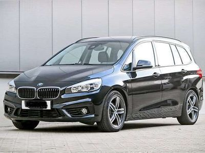 gebraucht BMW 218 Gran Tourer 2er-Reihe d Sportline, Automatik Kombi / Family Van,