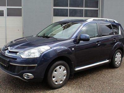 gebraucht Citroën C-Crosser 2,2 HDi Exclusive FAP