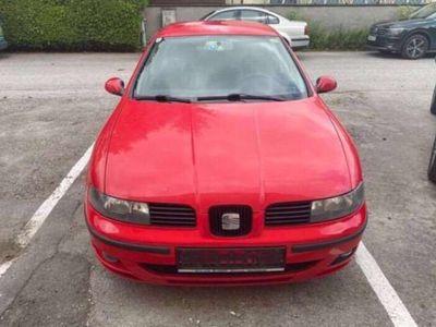 gebraucht Seat Leon 1,9 Sport TDI