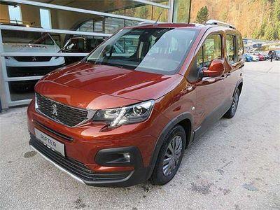 gebraucht Peugeot Rifter 1,5 BlueHDI 130 Allure