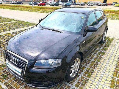 gebraucht Audi A3 Sportback 1.4 TFSI S line Sportpaket plus (8PA)
