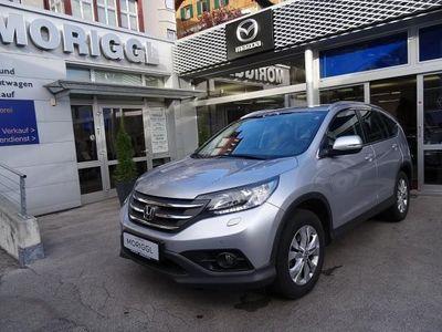 gebraucht Honda CR-V 1,6i-DTEC Elegance SUV / Geländewagen,