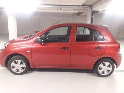gebraucht Nissan Micra 1,2 Visia
