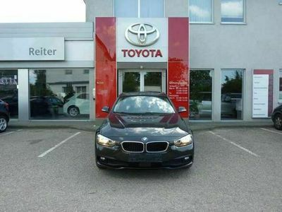 gebraucht BMW 320 3er-Reihe d *NAVI*T-LEDER*SHZ*PDC*AHK* Limousine