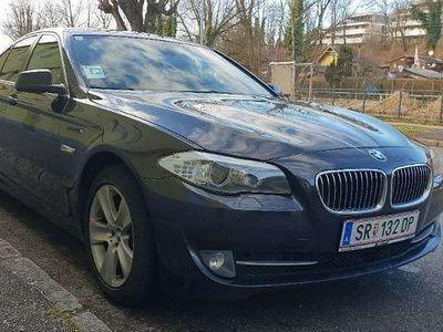 gebraucht BMW 525 5er-Reihe Allrad Diesel (F10) xDrive Aut.