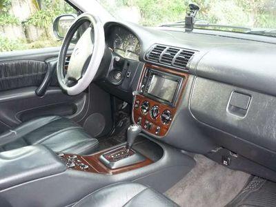gebraucht Mercedes ML270 M-KlasseCDI AMG SUV / Geländewagen