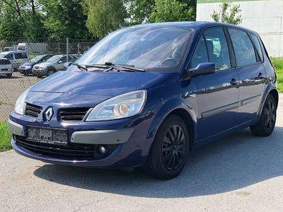 gebraucht Renault Scénic II 1,9 dCi *AUTOMATIK GETRIEBE*Pickerl Neu* Kombi / Family Van