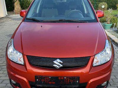 gebraucht Suzuki SX4 SX41.6 Garagengepflegt mit neuem Pickerl SUV / Geländewagen