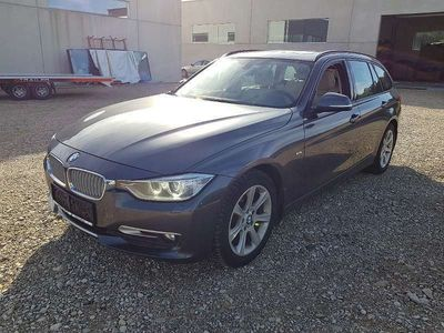 gebraucht BMW 320 3er-Reihe xd M-Performance Kit 200PS Kombi / Family Van