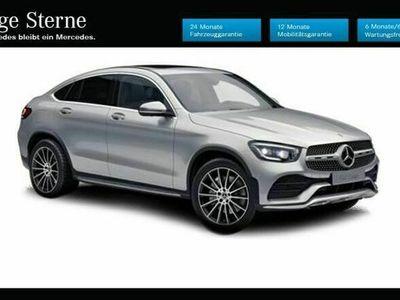 gebraucht Mercedes GLC300 d Coupé 4MATIC Aut. *AMG Line, *Rückfahrkamera, *Sitzheizung vorne,