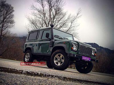 "gebraucht Land Rover Defender 90"" Station Wagon SE 2,4 TD"